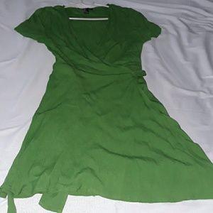 New Green dress